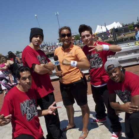 Breakdancers for Festivals: OpSail Virginia 2012