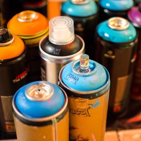 Graffiti Art Time-lapse