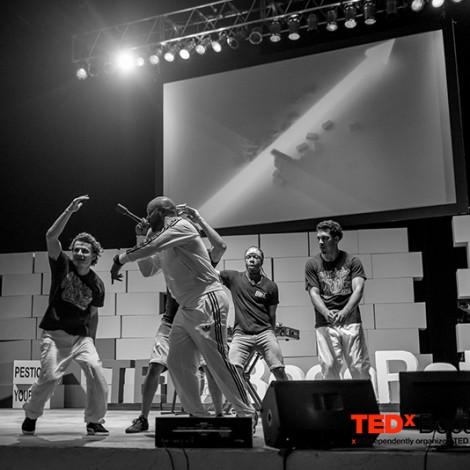 Authentic Hip-Hop at TEDx Boca Raton