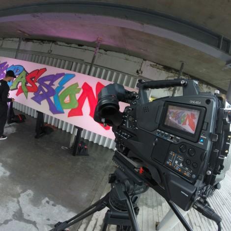 Graffiti Art – Corporate Event