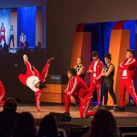 Miami's Break-dance Troupe